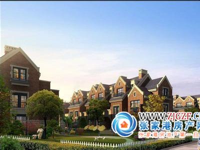 成鑫格兰郡别墅小区照片