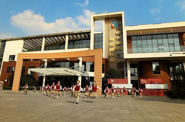 张家港实验幼儿园实景照片