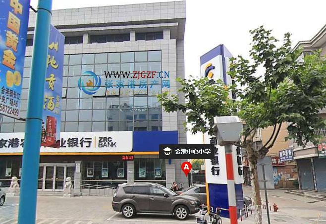张家港金港中心小学实景照片